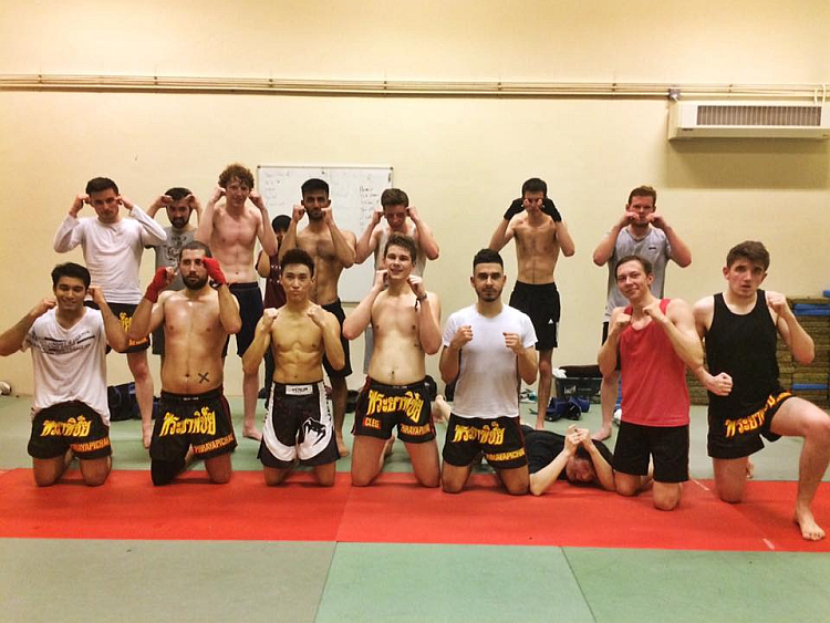 Considerations On Setting Up A Martial Arts Club